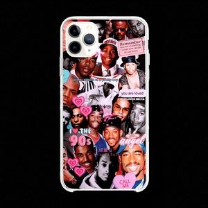 90's Men iPhone Case